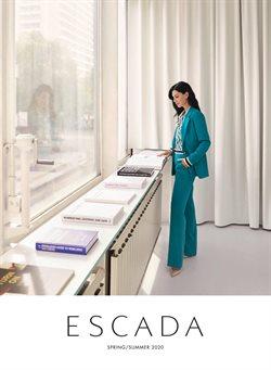 Catálogo Escada en Fuengirola ( Más de un mes )