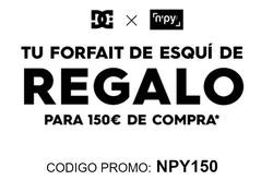 Ofertas de Nieve  en el folleto de DC Shoes en Madrid