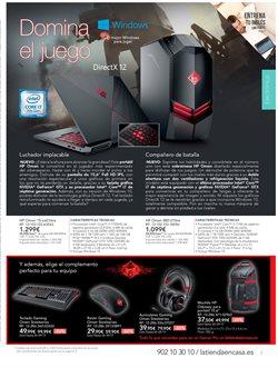 Ofertas de Auriculares  en el folleto de La tienda en casa en Madrid