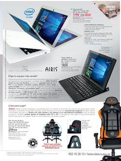 Ofertas de Ordenador portátil  en el folleto de La tienda en casa en Barcelona