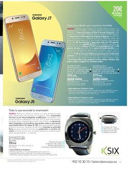 Ofertas de Samsung Galaxy S3 mini  en el folleto de La tienda en casa en Madrid