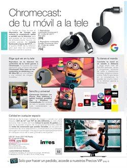 Ofertas de Google  en el folleto de La tienda en casa en Madrid