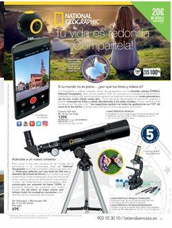 Ofertas de Telescopio  en el folleto de La tienda en casa en Zaragoza