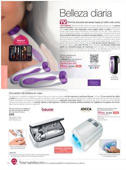 Ofertas de Manicura  en el folleto de La tienda en casa en Madrid