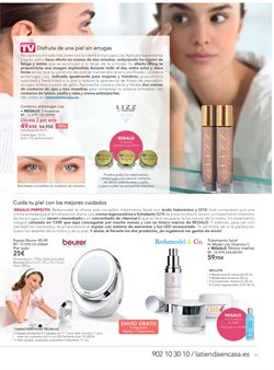 Ofertas de Contorno de ojos  en el folleto de La tienda en casa en Madrid