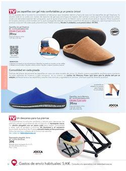 Ofertas de Zapatillas  en el folleto de La tienda en casa en Madrid