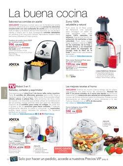 Ofertas de Hornos  en el folleto de La tienda en casa en Madrid