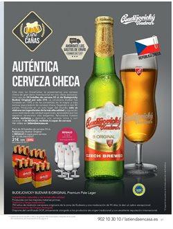 Ofertas de Cerveza  en el folleto de La tienda en casa en Madrid