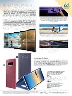 Ofertas de Funda de móvil  en el folleto de La tienda en casa en Madrid
