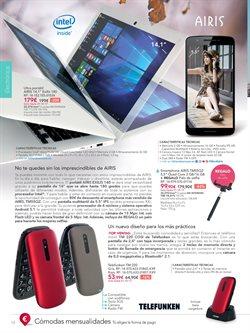 Ofertas de Teléfono móvil  en el folleto de La tienda en casa en Madrid