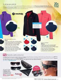 Ofertas de Esquí  en el folleto de La tienda en casa en Coslada