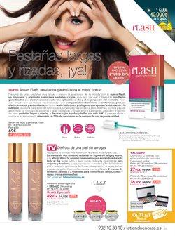 Ofertas de Cuidado facial  en el folleto de La tienda en casa en Madrid