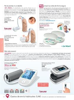 Ofertas de Óptica  en el folleto de La tienda en casa en Madrid