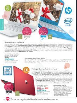 Ofertas de Ordenador portátil  en el folleto de La tienda en casa en Alcalá de Henares