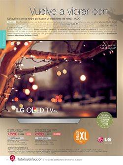 Ofertas de Smart tv  en el folleto de La tienda en casa en Alcalá de Henares