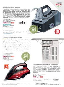 Ofertas de Braun  en el folleto de La tienda en casa en Alcalá de Henares