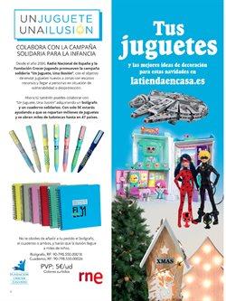 Ofertas de Juguetes  en el folleto de La tienda en casa en León