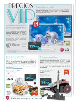 Ofertas de Tv led  en el folleto de La tienda en casa en Madrid