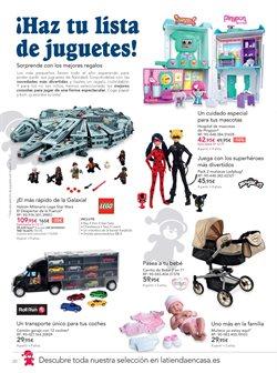 Ofertas de Juegos LEGO  en el folleto de La tienda en casa en Madrid