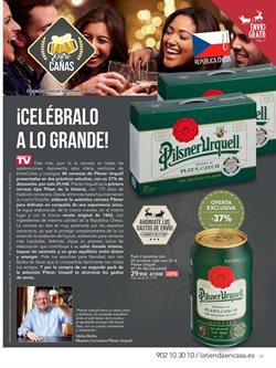 Ofertas de Cerveza  en el folleto de La tienda en casa en León