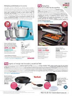 Ofertas de Tefal  en el folleto de La tienda en casa en Madrid
