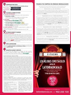 Ofertas de Seguros  en el folleto de La tienda en casa en Madrid