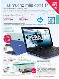 Ofertas de Impresora multifunción  en el folleto de La tienda en casa en Alcalá de Henares