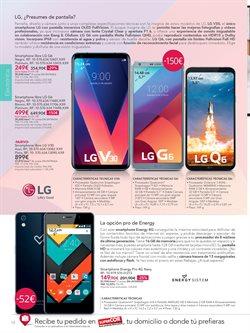 Ofertas de Smartphones  en el folleto de La tienda en casa en Madrid
