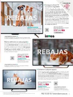 Ofertas de Tv led 32''  en el folleto de La tienda en casa en Zaragoza