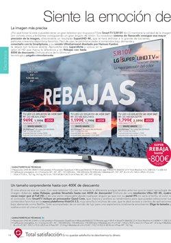 Ofertas de Televisores  en el folleto de La tienda en casa en Getafe