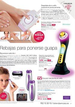 Ofertas de Depiladora femenina  en el folleto de La tienda en casa en Madrid