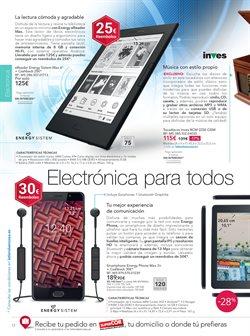 Ofertas de Tocadiscos  en el folleto de La tienda en casa en Madrid