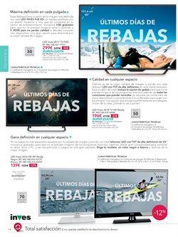 Ofertas de Smart tv  en el folleto de La tienda en casa en Madrid