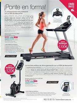 Ofertas de Deportes sobre ruedas  en el folleto de La tienda en casa en Cartagena