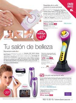 Ofertas de La tienda en casa  en el folleto de Cartagena