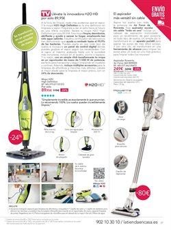 Ofertas de Rowenta  en el folleto de La tienda en casa en Madrid