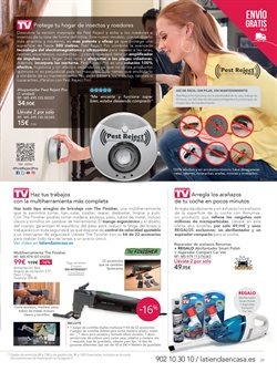 Ofertas de Coche  en el folleto de La tienda en casa en Cartagena