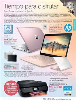 Ofertas de Impresora multifunción  en el folleto de La tienda en casa en Leganés