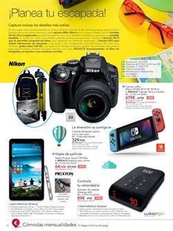 Ofertas de Cámara de fotos  en el folleto de La tienda en casa en Jaén