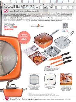 Ofertas de Sartén  en el folleto de La tienda en casa en Madrid