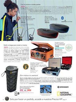 Ofertas de Auriculares deportivos  en el folleto de La tienda en casa en Madrid