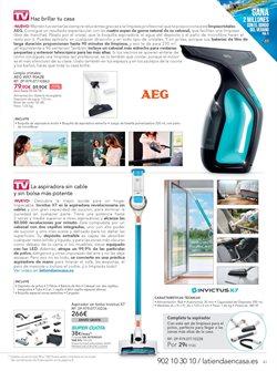 Ofertas de AEG  en el folleto de La tienda en casa en León