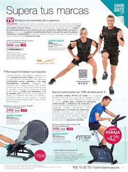 Ofertas de Bicicletas  en el folleto de La tienda en casa en León