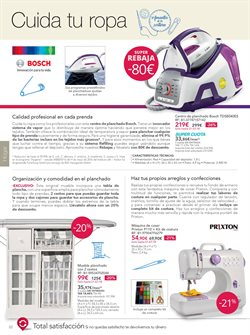 Ofertas de Prixton  en el folleto de La tienda en casa en Madrid