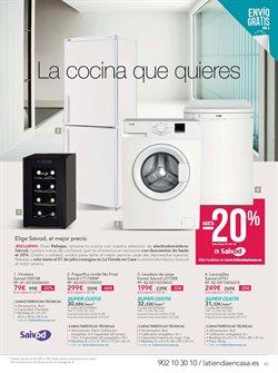 Ofertas de Lavadoras  en el folleto de La tienda en casa en León