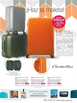 Ofertas de Emidio Tucci  en el folleto de La tienda en casa en Madrid