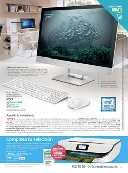 Ofertas de Impresoras  en el folleto de La tienda en casa en Madrid