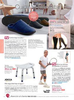 Ofertas de Zuecos  en el folleto de La tienda en casa en Madrid