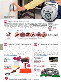 Ofertas de Kit de pintura  en el folleto de La tienda en casa en Madrid