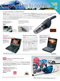 Ofertas de Reproductor dvd  en el folleto de La tienda en casa en Dos Hermanas